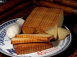 Smoked Gruyère cheese.jpg