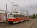 Smyčka Spořilov, Tatra T3.jpg