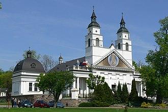Sokółka - Neoclassical Church of St. Anthony