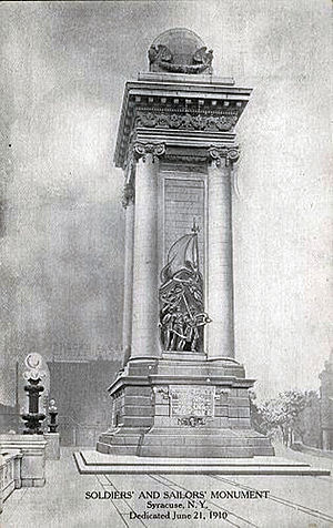 Soldiers and Sailors Monument (Syracuse, New York)