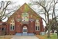 Solid Rock Church of Monroe, 77 Wadsworth Street, Monroe, Michigan - panoramio.jpg