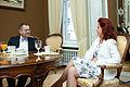Solvita Āboltiņa tiekas ar Luksemburgas Lielhercogistes vēstnieku (6048604079).jpg