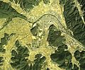 Sonobe district Nantan city Aerial photograph.1975.jpg