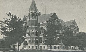 South Side School (Geneseo, Illinois) - Image: South Side School, Geneseo, Illinois