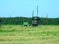 Soviet-built radar in Russia.JPG