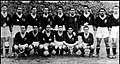 Spanish national football team before the match against Portugal in Lisbon, 12.01.1941.jpg