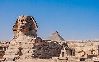 Sphinx water erosion hypothesis Fringe theory on the age of the Great Sphinx of Giza