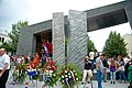 Spomenik hrvatske pobjede Oluja 95 16 obljetnica vojnoredarstvene operacije Oluja 04082011 5046-2.jpg
