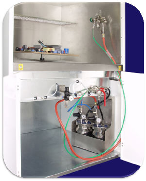 Conformal coating - Conformal Coating Spray booth