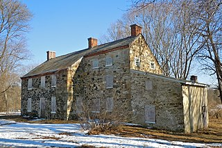 Squire Cheyney Farm United States historic place
