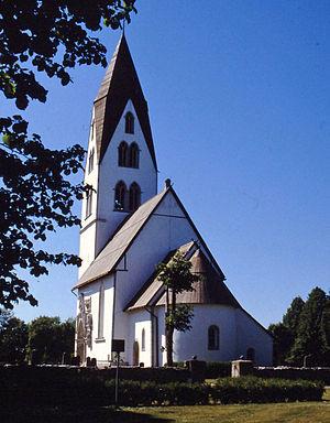 Stånga Church - Image: Stånga 01