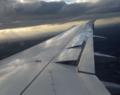 Störklappen eines Airbus A319 im Sinkflug.png