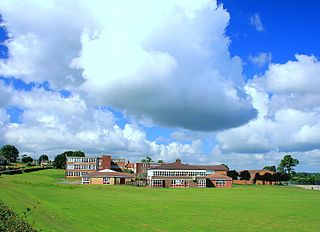St Augustines Roman Catholic High School, Billington Voluntary aided school in Billington, Lancashire, England