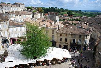 Saint-Émilion AOC - Saint-Émilion