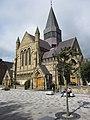 St. James church, Newcastle (geograph 3639385).jpg