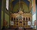 St. Norbert Greek Catholic Church-inside, 11,Wislna street, Krakow,Poland.JPG