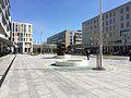 St. Olavs hospital, plassen foran Kunnskapssenteret.jpg
