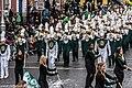 St. Patrick's Day Parade (2013) - Colorado State University Marching Band, Colorado, USA (8566280488).jpg