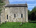 St Botolph's Church, Barford, Norfolk - Chancel exterior - geograph.org.uk - 807470.jpg