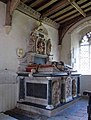 St George's Church, South Acre, Norfolk - Tomb - geograph.org.uk - 697316.jpg
