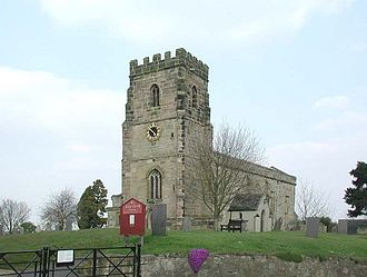 Twycross - Image: St James the Great, Twycross, Leics geograph.org.uk 387614