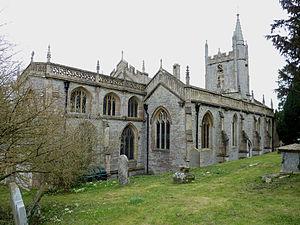 Pilton, Somerset - St John the Baptist, Pilton