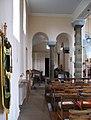 St John the Divine, Mawney Road, Romford - Aisle - geograph.org.uk - 1763412.jpg
