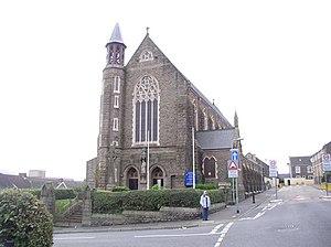 Roman Catholic Diocese of Menevia - St Joseph's Cathedral, Swansea
