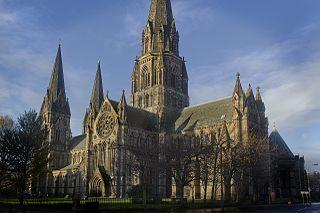 St Marys Cathedral, Edinburgh (Episcopal) Church in Edinburgh, Scotland