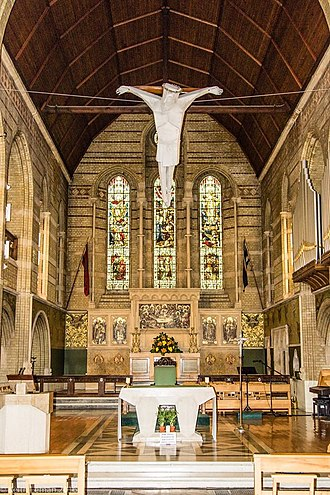 Cathedral of St Michael and St George, Aldershot - The Sanctuary