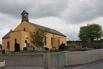 Ballymagorry - St Patrick's Church