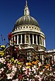 St Paul's and Flowers - geograph.org.uk - 495038.jpg