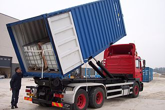 Dunnage - Stabilizing capabilities of dunnage bags in container