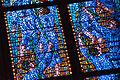 Stained-glass pattern, Saint Vitus Cathedral. Prague, Czech Republic, Western Europe. Jaunuary 8, 2014-9.jpg