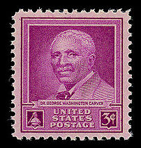 US Postage stamp of 1948 depicting :en:George ...