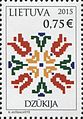 Stamps of Lithuania, 2015-24.jpg