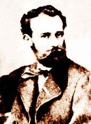 Kornelije Stanković - Portrait of Kornelije Stankovic
