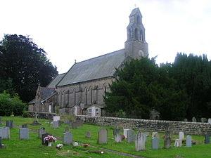 Holy Trinity Church, Cuckfield - St Mark's Church, Staplefield—formerly part of Holy Trinity's parish