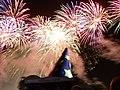Star Wars Celebration V - Star Wars Symphony in the Stars fireworks spectacular at the Last Tour to Endor (4943671763).jpg