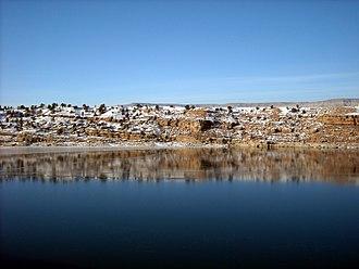Starvation State Park - Starvation Reservoir