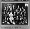 StateLibQld 1 181083 Central Western Rugby League Team, 1927.jpg