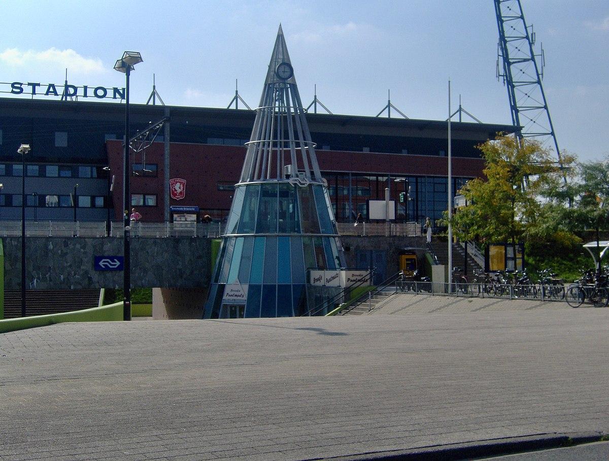 Enschede Bahnhof