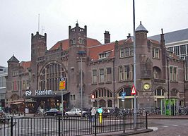 Station Haarlem Wikipedia