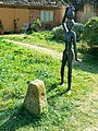 Statue, Coleshill Estate, Oxfordshire - geograph.org.uk - 829640.jpg