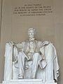 Statue of President Abraham Lincoln.JPG