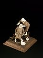 Statue showing a tooth extraction, Europe Wellcome L0057557.jpg