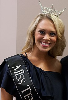 For the state pageant affiliated with Miss USA, see Miss Tennessee USA.