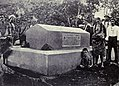 Stevenson's Tomb at Mount Vaea.jpg