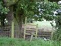 Stile near Bradley Orchard - geograph.org.uk - 507157.jpg