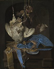 Still Life with Fruits of the Hunt